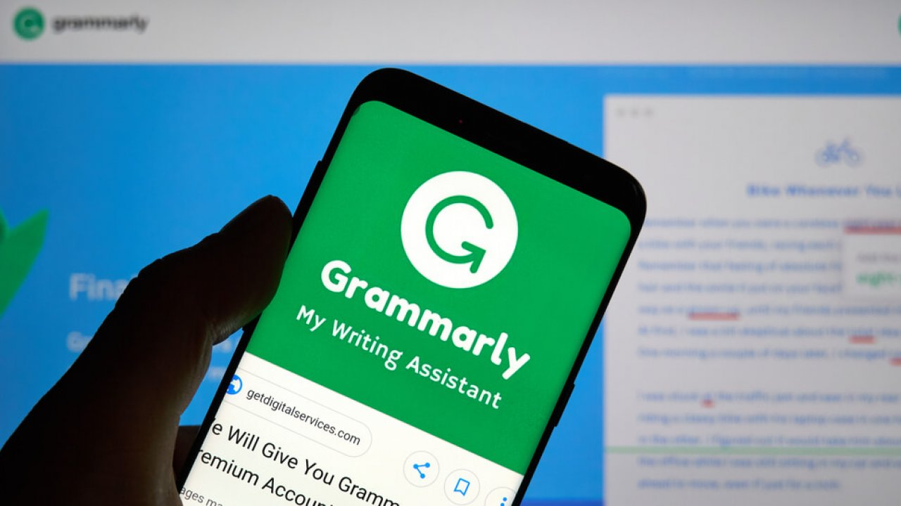 Grammarly using tips