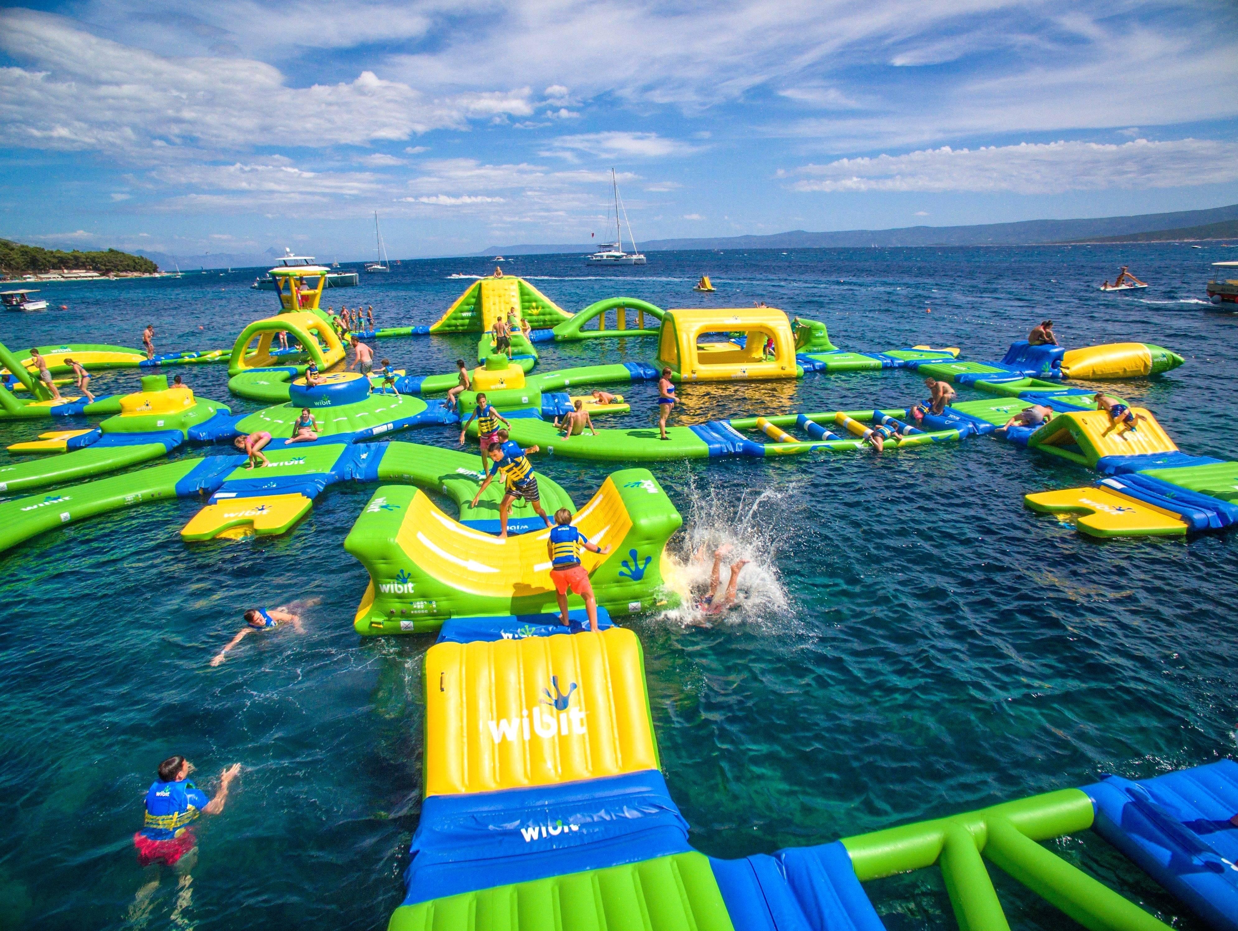 Island- Floats