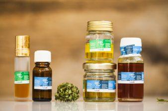 cannabis product oil