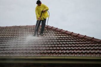 roof cleaning near me