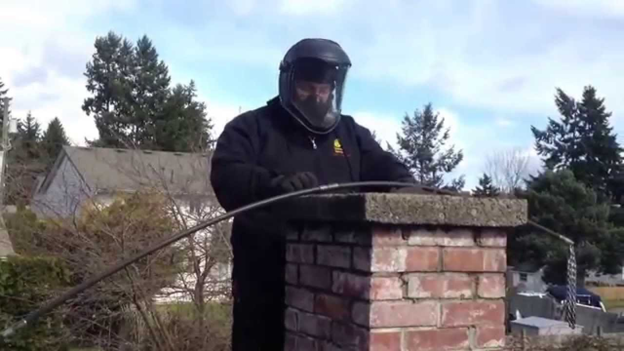 Creosote-Removal-From-Chimney