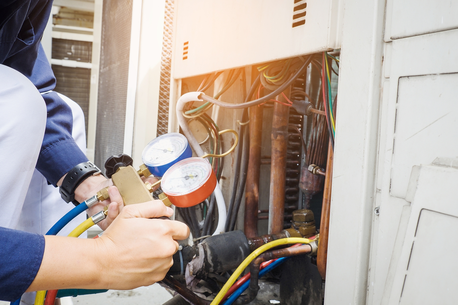 heating and air conditioning service companies near me