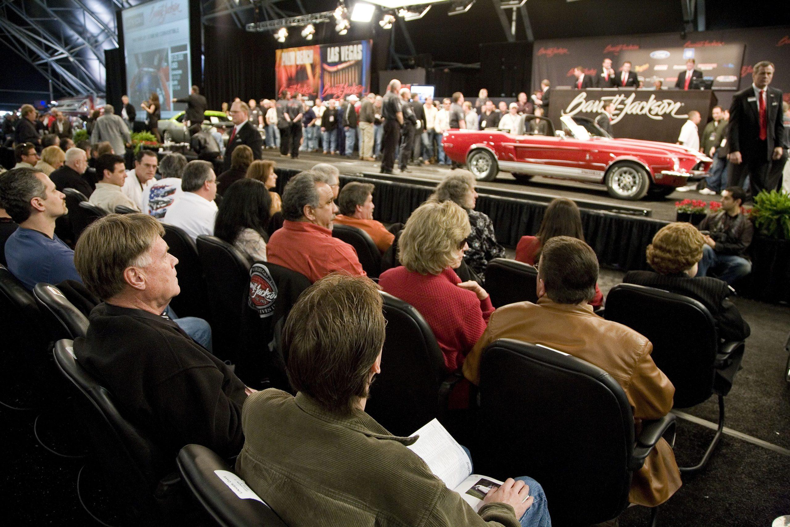 public car auctions