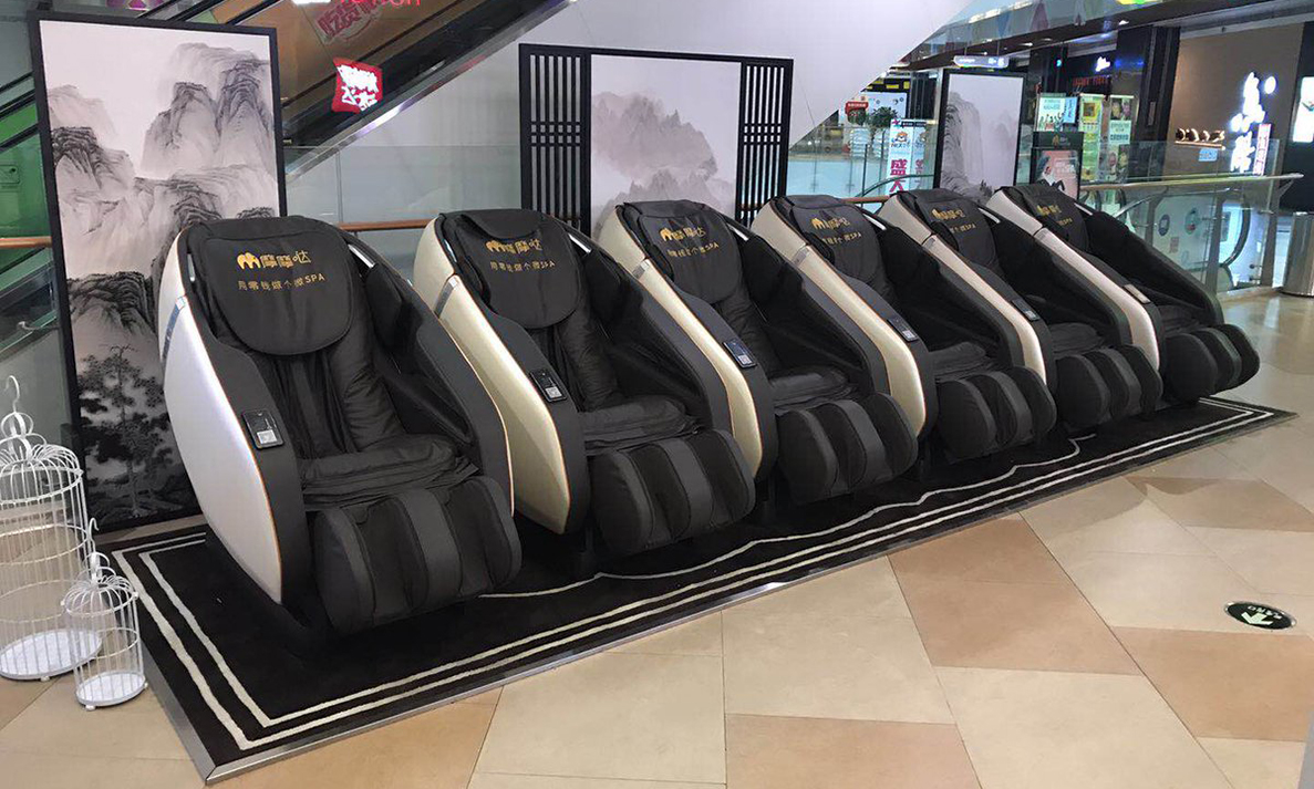 trumedic massage chair costco