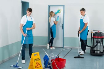janitorial services near me