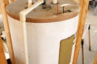 hot water tank service