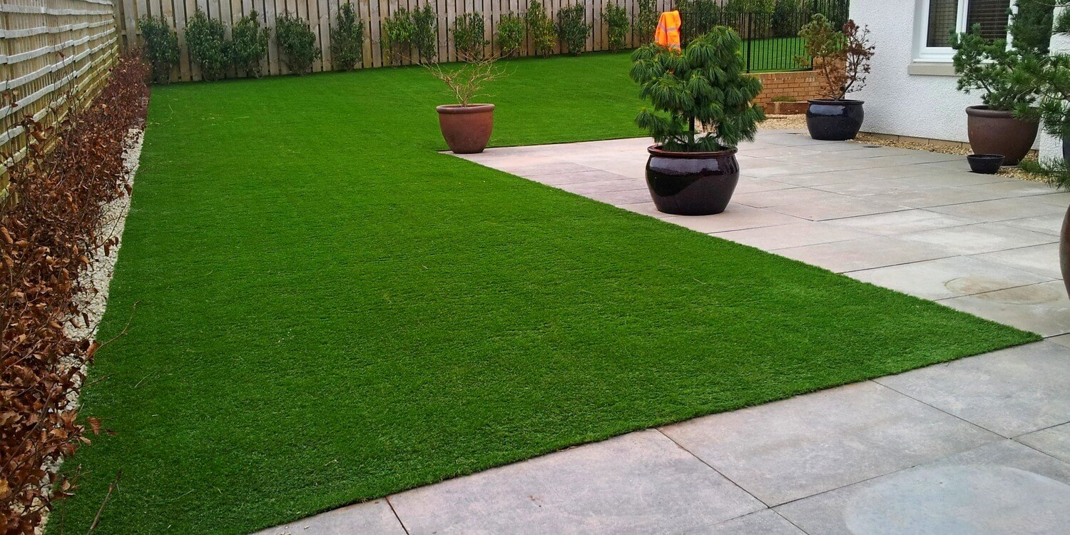 artificial turf clearance